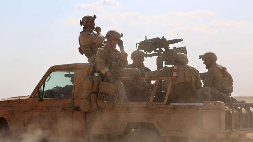 Plusieurs milliers de combattants syriens appuyés par les États-Unis ont lancé une offensive pour reprendre à l'État islamique la poche de Manbij, au nord de la Syrie.