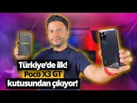 POCO X3 GT elimizde! Türkiye'de ilk!- (Lansmandan hemen sonra!) - ShiftDelete.Net