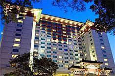 Peninsula Hotel, Beijing.