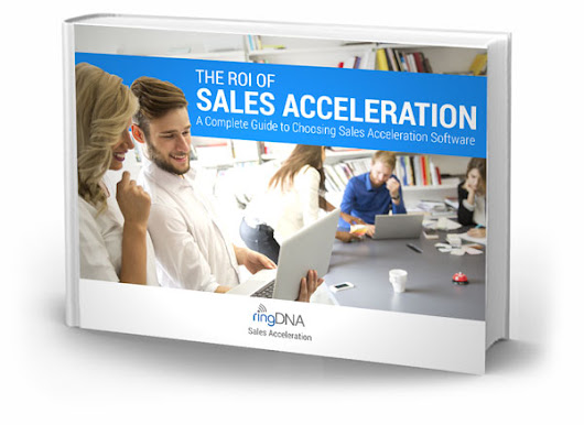 What Is The ROI Of Sales Acceleration?