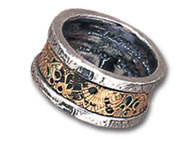 ALCHEMY GOTHIC(アルケミーゴシック)Ring,指輪リング,メンズ アクセサリー,バンド,punk(パンク)...
