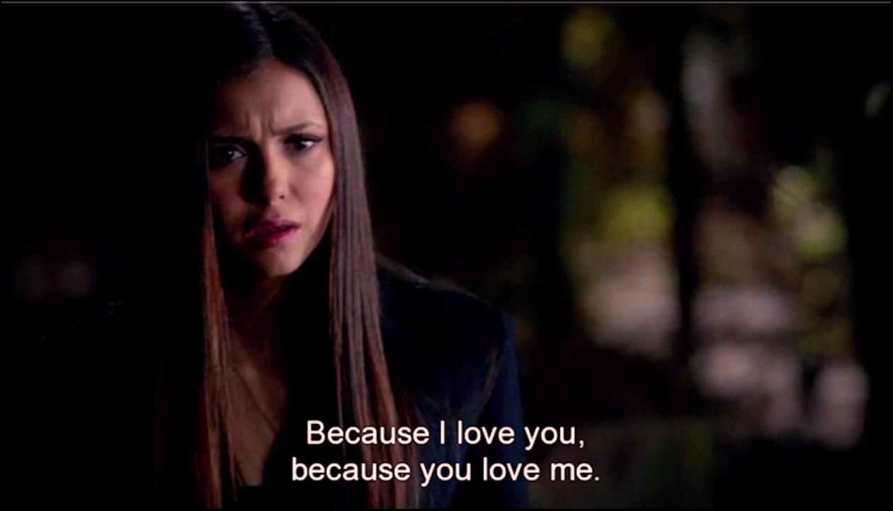 Romantic Love Quotes: Famous Love Quotes Vampire Diaries