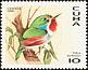 Cuban Tody Todus multicolor