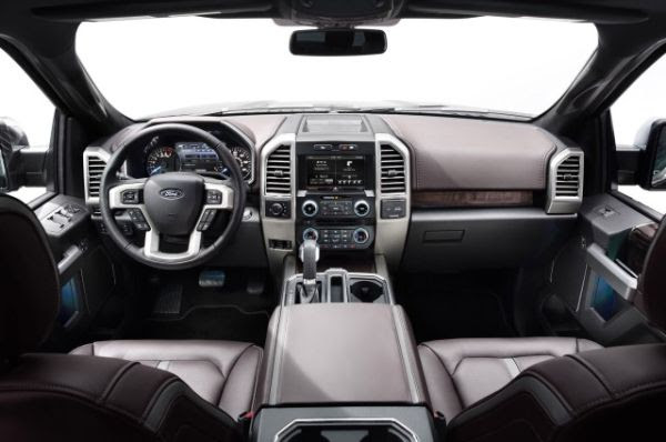 2018 Ford Ranger Interior Review