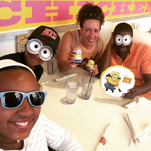 Despicable Me 3 movie - Loved it! | Simply Amazing Living