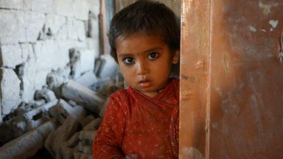 Tras el seísmo, 85.000 niños con malnutrición han necesitado tratamiento o suplementos alimenticios.