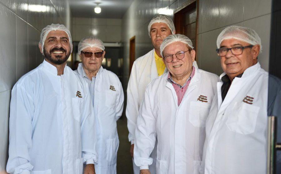 Resultado de imagem para empresa Delícia Potiguar, produtora de goma.