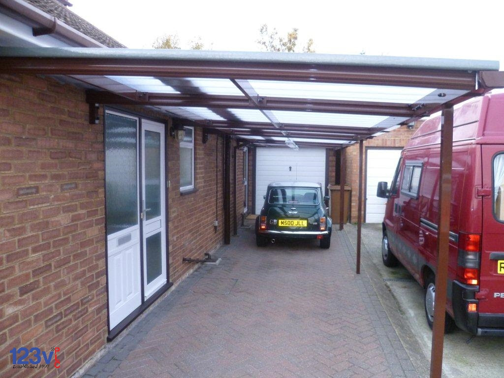Carports and canopy Installations in the uk