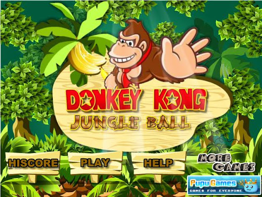 Donkey Jungle Ball