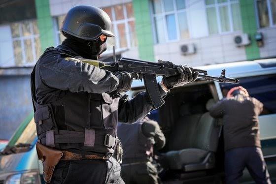 Как это было: Смертники атаковали полицию на Ставрополье