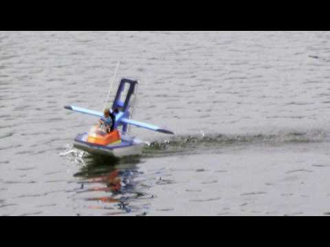 RC Airboat Plans