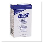 Advanced Hand Sanitizer Refreshing Gel, Clean Scent, 2000 ml Refill, 4/Carton