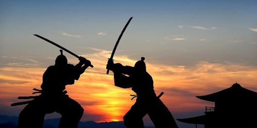 The secret strategy samurai use to achieve laser-focus