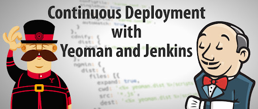 Continuous Deployment with Yeoman and Jenkins - weluse GmbH - Blog