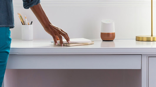 Start shopping with the Google Assistant on Google Home