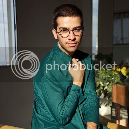 Fustany-Interviews-Fashion Forward Dubai-Season 8-Day 3-Salim Azzam - فاشون فورورد دبي