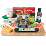 15pc Wisconsin Beef Sausage and Cheese Gift Pack by Christmas Central