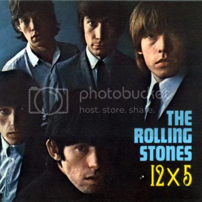 Rolling stones 12 x 5 cover
