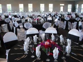black and white wedding theme   My Detroit Wedding