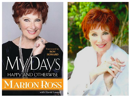 My Days: Happy and Otherwise by Marion Ross #Review