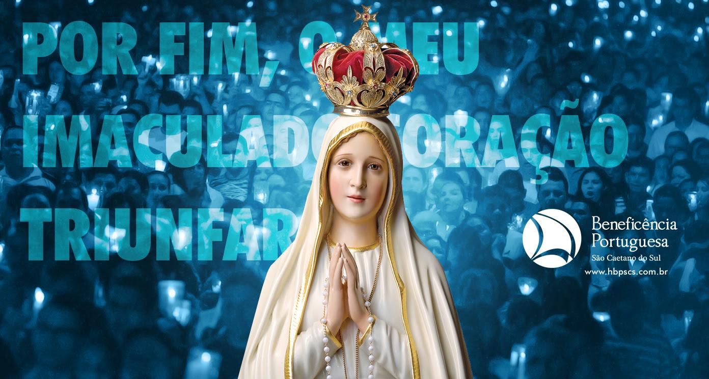 Devocao A Nossa Senhora De Fatima 2016 Bloghbpscs