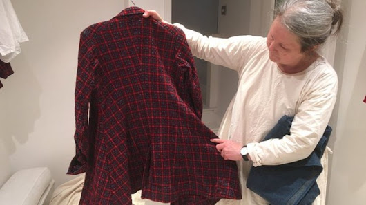 Slow Fashion: 'You can wear my shirts for 50 years' - BBC News
