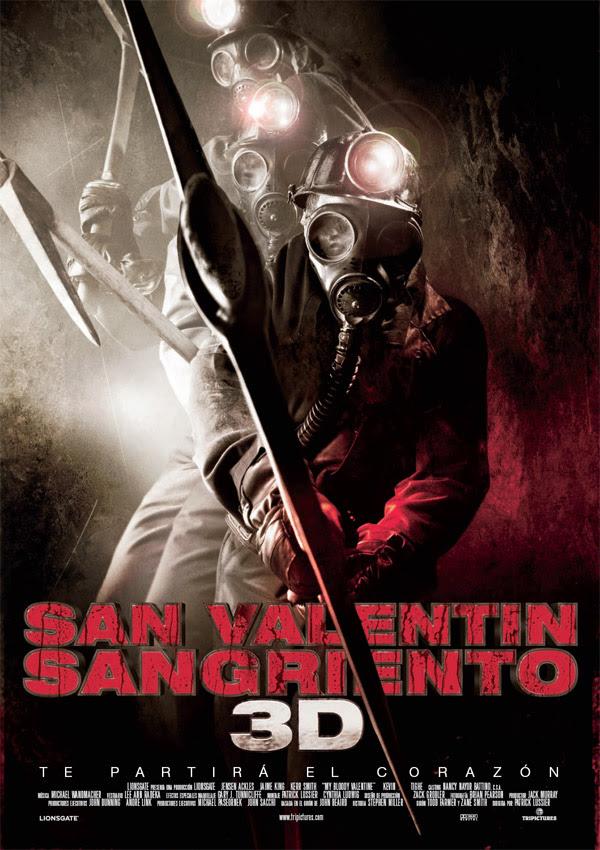 San Valentín sangriento 3D (Patrick Lussier, 2.009)
