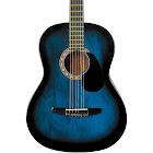 Rogue Starter Acoustic Guitar - Blue Burst
