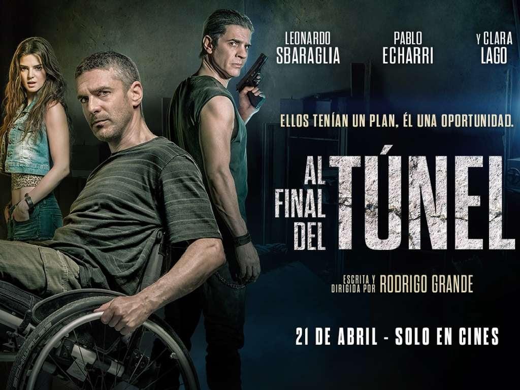 Στο τέλος του τούνελ (Al final del túnel) Quad Poster Πόστερ