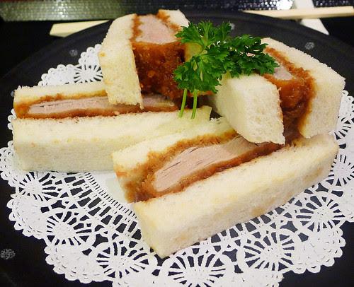 ginza bairin tonkatsu sandwich