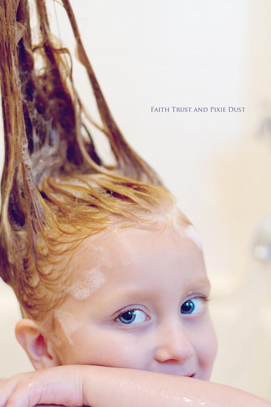 silly hair