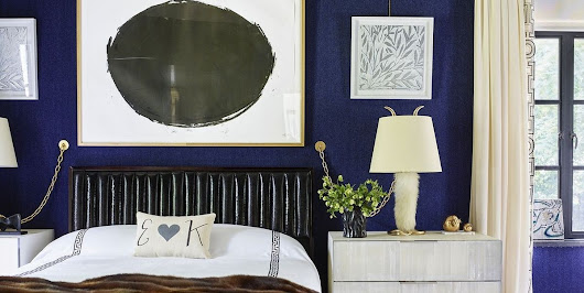 36 Best Blue Rooms - Ideas For Decorating With Blue