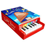 Grizzly Fitness Twinkle Tunes Piano Book BE125169
