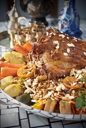 Ouzie on Bukhara Rice
