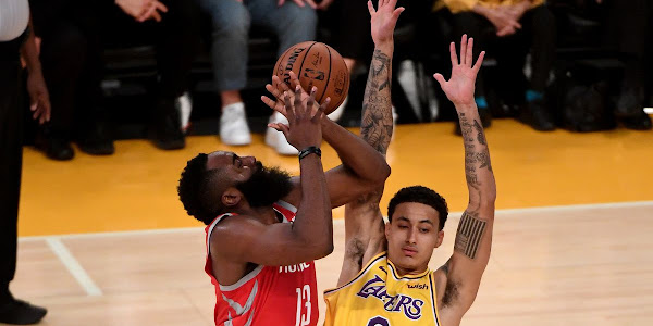 fb980b687c38 Google News - Harden s 37th triple-double leads Rockets over Lakers ...