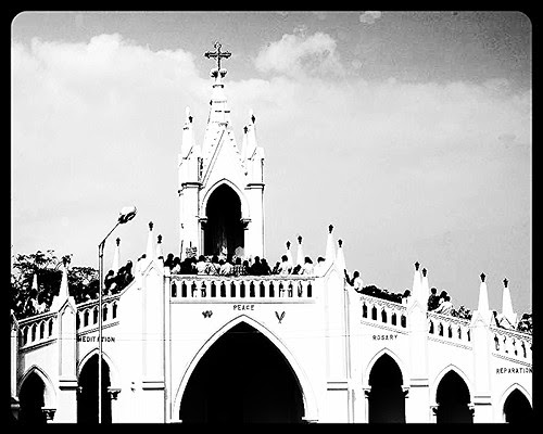 Mount Mary Bandra Beckons by firoze shakir photographerno1
