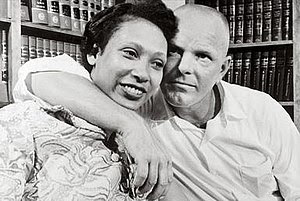 The plaintiffs, Mildred and Richard Loving