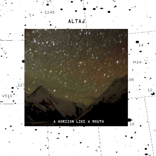ALTAJ, A Horizon Like A Mouth [+ full album stream + data live con Fennesz e Noveller] - The New Noise