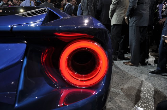 Ford Performance Onslaught At 2015 Detroit Auto Show: Video, Gallery 1 ...