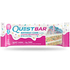 Quest Protein Bar, Birthday Cake Flavor - 2.12 oz