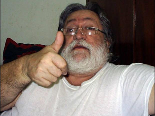 Dublador Silvio Navas morreu nesta sexta-feira (29) (Foto: Reprodução / Facebook)