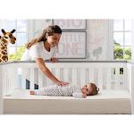 Simmons Kids Furniture Beautyrest Crest Moon Crib & Toddler Mattress