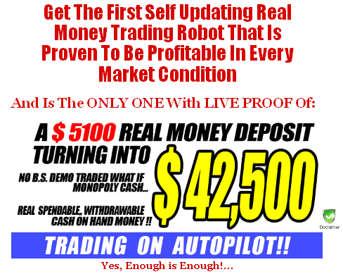Should automatic Forex trading with EA Robot?