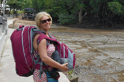 My 6 backpack essentials by Janice Horton