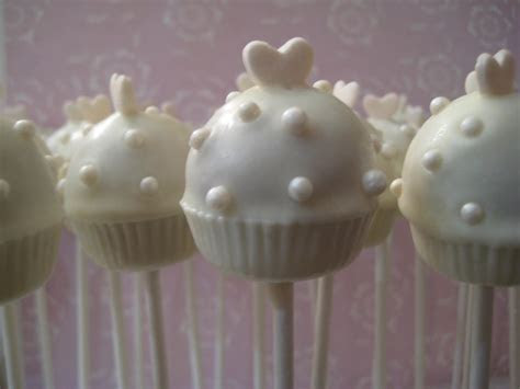 Cake Pop: Cake Pop LA wedding favors!