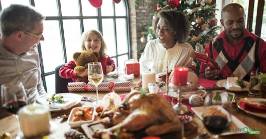 How to Be More Present With Family Over Holidays - Blog