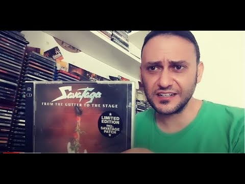 Video Recensione: Savatage - From the gutter to the stage