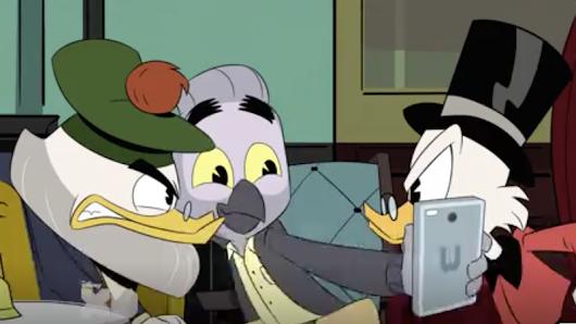 Meet Mark Beaks, DuckTales' New Tech Bro Villain