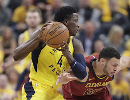 Cavs Blew 17-Point Lead, Pacers Take 2-1 Lead Over Cavs