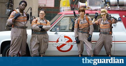 Which other Hollywood 'bro' movies need a Ghostbusters-style gender swap? | Film | The Guardian